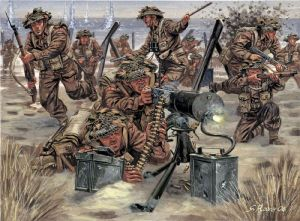 British Infantry WW2