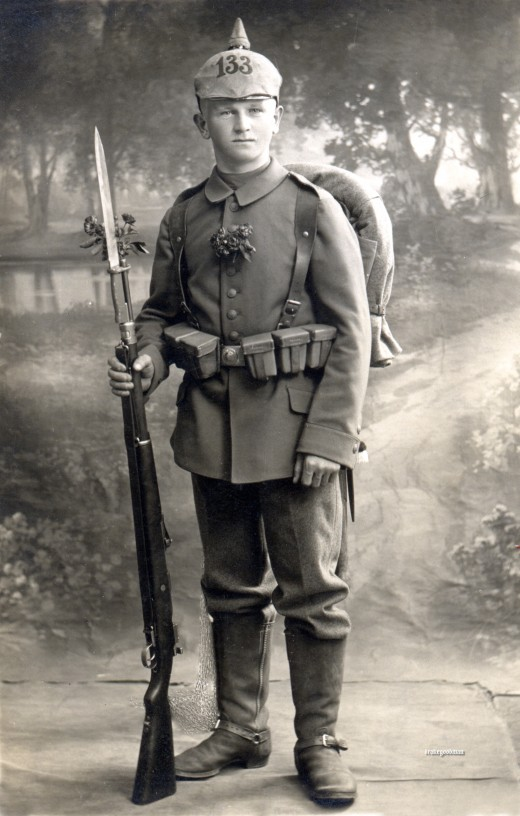 WW1 Draft, My Family   History That Interests Me
