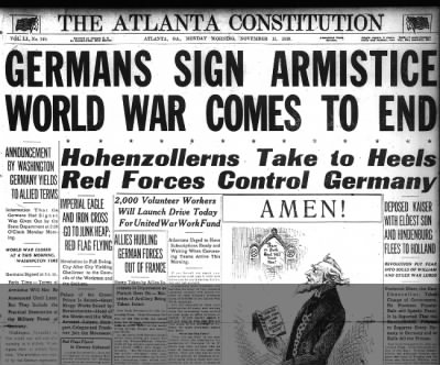 How Did The Allies Win World War 1