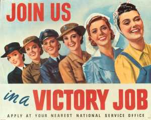 """That attitude of the WW2 generation was """"what can I do"""" compared to """"what can I get."""""""