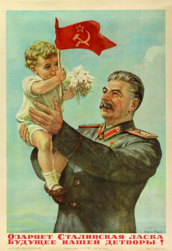 Lesson from History-Selling Stalin and the use of Image Propaganda (4/5)