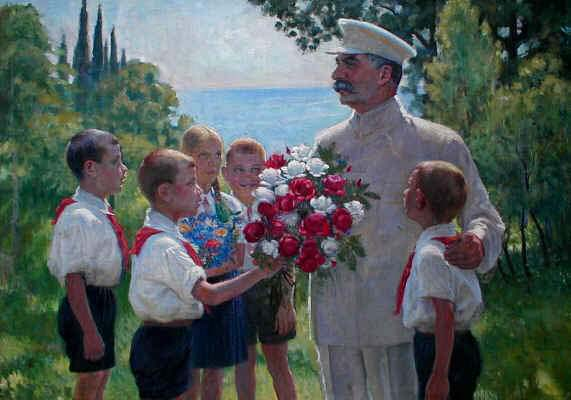 Lesson from History-Selling Stalin and the use of Image Propaganda (5/5)