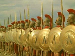 Spartan Hoplites