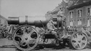 The Austro-Hungarian Army had many problems but excellent artillery.