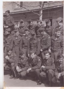 Possibly my dad's platoon from Company B.