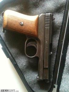 6.35 mm Mauser (.25 ACP)