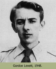 Gordon Levett http://en.wikipedia.org/wiki/Gordon_Levett