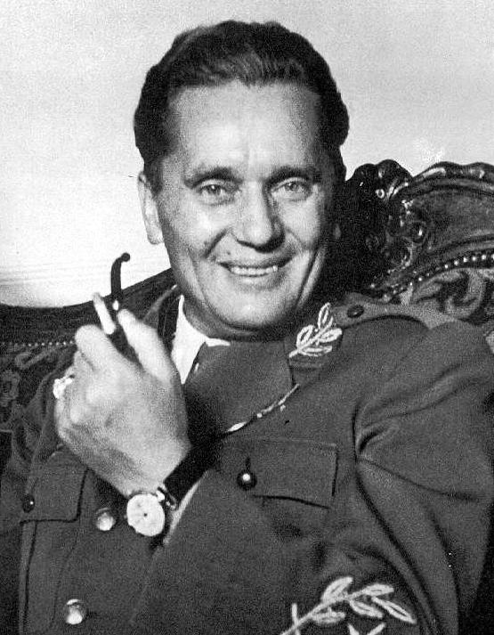 Josip Broz Tito from http://ww2db.com/image.php?image_id=10307