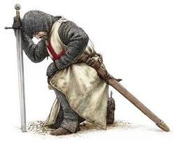 Knight Templar or knight of the temple