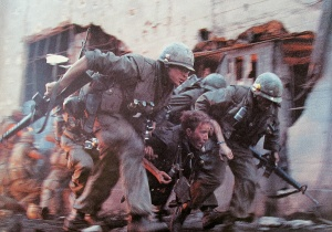 The Ninth Company was similar to Full Metal Jacket in many ways.