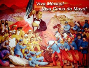 The 5th of May is celebrated among some Mexicans and Mexican Americans but is not a national holiday in Mexico.