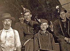 I am not sympathetic to modern progressive movement at all, nor to unions in general but things were different in 1921 and these guys had a legitimate beef just as they have a legitimate beef against the Obama Administration today. I find that just a bit ironic.