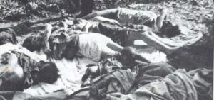 The FLN massacred French and Arab civilians and in turn were massacred by the French. It was an incredibly brutal war.