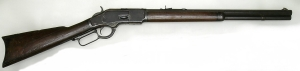 Winchester 1873 short rifle