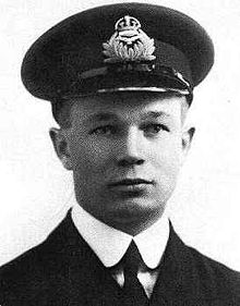 Arthur Roy Brown, the Canadian ace credited with shooting down the Red Baron. http://en.wikipedia.org/wiki/Roy_Brown_(RAF_officer)