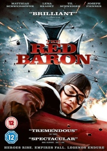 Poster advertising The Red Baron. http://www.dvdactive.com/news/releases/the-red-baron.html