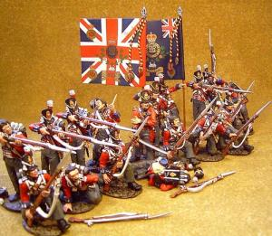 Royal Scots-54mm-Military Miniatures. Not mine unfortunately.