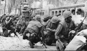 US Marines, Battle for Hue, Feb., 1968