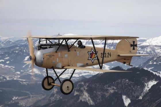 Oeffag (Albatros) D III.