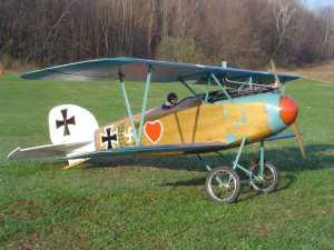 Albatross D III