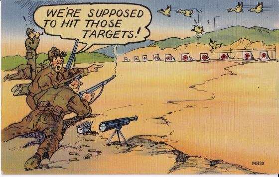 WW2 American Postcard1