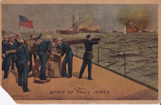 Spiritof PaulJones front