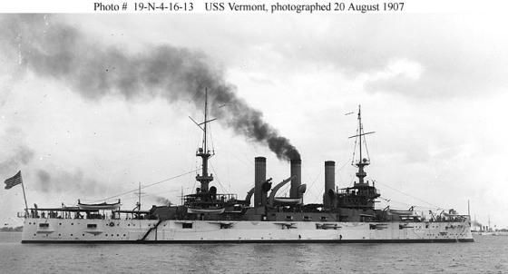 USS Vermont Naval Historical Center picture http://www.history.navy.mil/photos/sh-usn/usnsh-v/bb20.htm