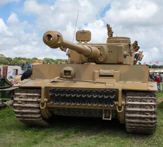 The Bovington Tiger I