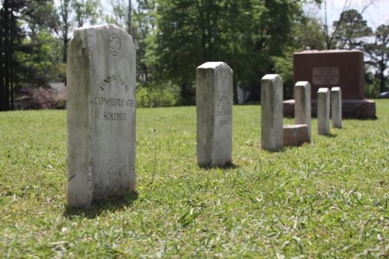 unknown confederate dead photo