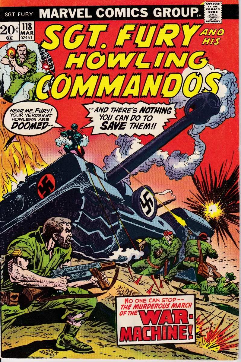 history of marvel comics Marvel comics is the brand name and primary imprint of marvel worldwide inc, formerly marvel publishing, inc and marvel comics group, a publisher of.