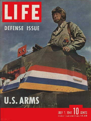 Life Magazine, July 7th, 1941