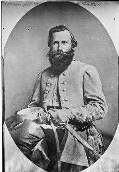 "Jeb Stuart. At the start of WW2 American tanks were named after Civil War Generals. The ""Stuart"" was a light tank while the ""Lee\Grants and Shermans were medium tanks. Later a tank destroyer was named after Confederate General ""Stone Wall Jackson."""