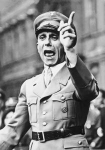 Joseph Goebbels-Nazi Minister of Propaganda