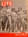 Life Magazine ANZAC Cover, Feb. 1941