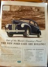 New Cars for 1940!