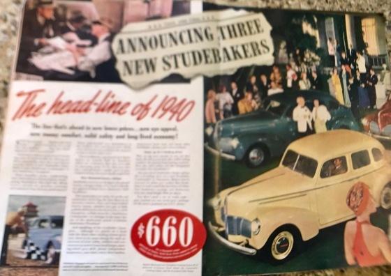 Studebaker 1940