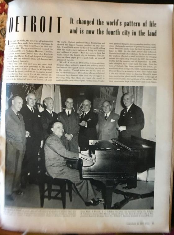 Detroit 1939